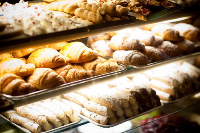 Papa Pasticceria: Bondi (Lower ground 75-79 Hall St), Haberfield (145 Ramsay St), Five Dock (95 Queens Rd).