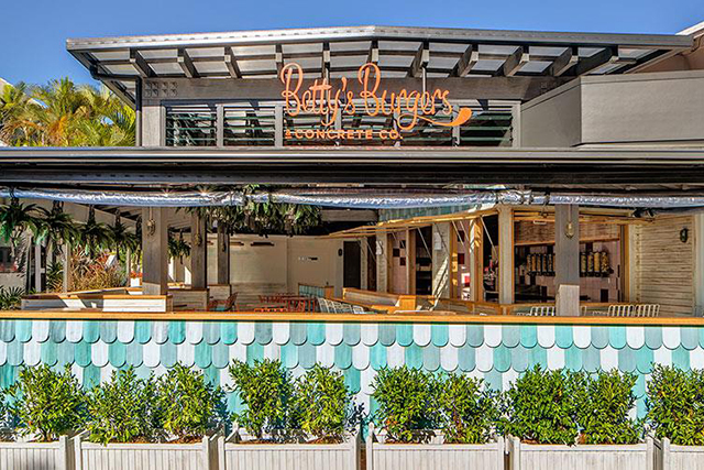 Betty's Burgers: Shop2/50 Hastings St, Noosa, Qld 4567