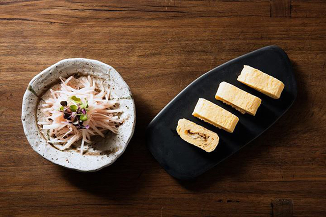 Izakaya Den: Open until the midnight witching hour, this hip basement dweller dishes Japanese finery to urbanites with serious late night miso cravings.