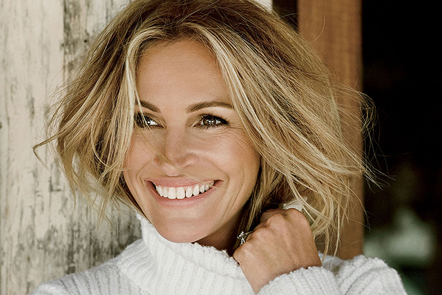 9. Julia Roberts, returns $10.80 for each $1 paid