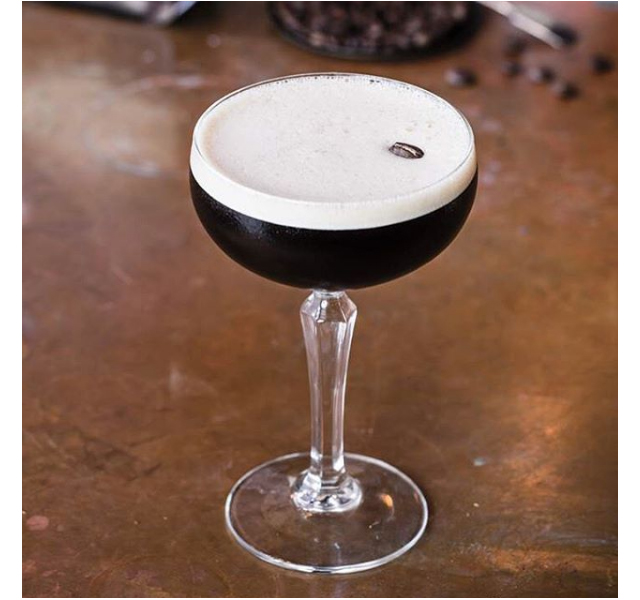 DIY espresso martinis (choose from vanilla, star anise, nutmeg, cardamom or cinnamon then choose vodka, tequila or orange liquor), Kensington Street Social.