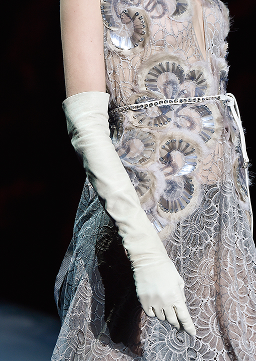Marc Jacobs:  Ladylike gloves