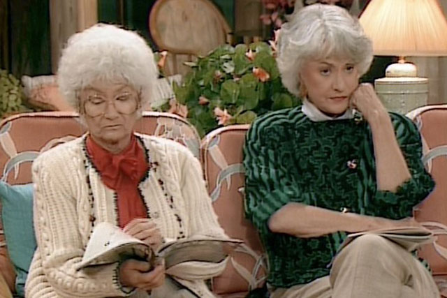 'The Golden Girls': Does it get any more fun than Dorothy and her 80-year-old mother Sophia? They may exchange goofy banter verging on bickering regularly, but at the end of the day, nothing comes between them. They are roommates, confidantes, co-conspirators and each other's biggest fans, with a healthy sense of scepticism and a biting wit that makes life more bearable.