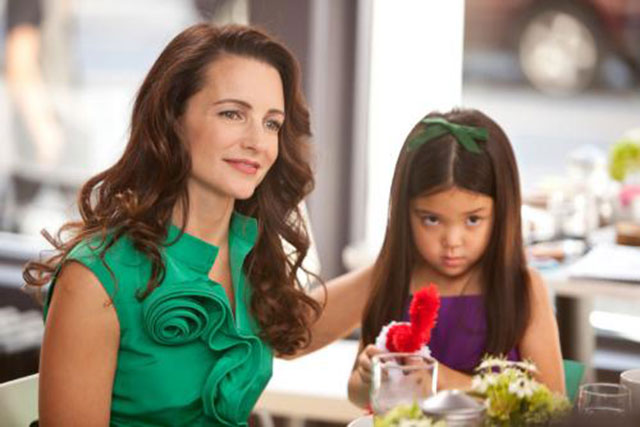 'Sex and the City': After what seemed like an eternity of trying and failing to conceive, Charlotte (played by Kristin Davis) finally became a mother when she adopted sweet, spunky daughter Lily. Under Charlotte's caring and supportive wing, Lily (played by twins Alexandra and Parker Fong) emerged as a talkative, often hilarious young lady who wasn't afraid to say what everyone was thinking.