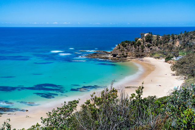 Nambucca Heads: Just south of Coffs Harbour, about a five and a half hour drive from Sydney is the north coast town of Nambucca Heads. Stay a weekend and you will never want to leave.