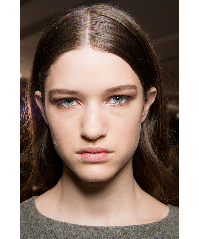 Natural make-up: Acne