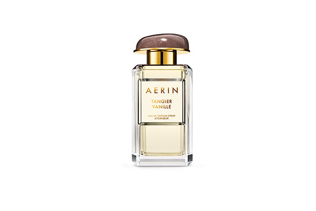 Aerin Tangier Vanille: Inspired by the heart of Morocco, this oriental fragrance makes the perfect vacay spritzer. Vanilla is the heart and soul of this scent, but the added ingredients of amber, bergamot and sandalwood add a feminine and smooth touch. $175, esteelauder.com.au