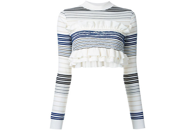 Stella McCartney crop jumper