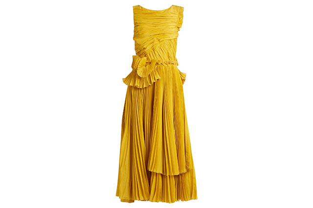 Rochas dress