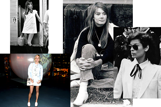 7. Style icons or inspiration: