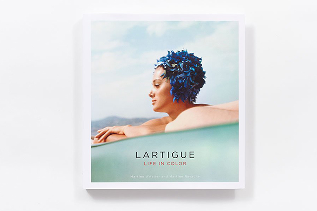 Though famed for his black and white images, Jacques Henti Lartigue also shot on the most beautiful colour film in the late '40s. A new tome, out this month, 'Lartigue: Life In Colour' by Martine d'Astier showcases these works. V chic. $45 (Abrams)
