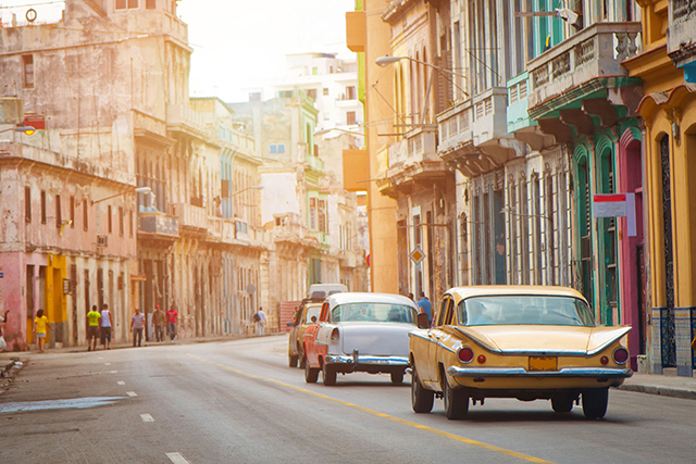 Cuba. Thanks to restored US diplomatic relations and an upcoming Chanel resort show in Havana, Cuba's crumbling capital is set to get a whole lot busier in 2016. Pack your Spanish phrasebook and get there before it undergoes its inevitable makeover.