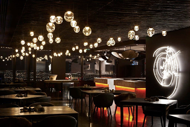 Vue De Monde, Melbourne. When it comes to dating, going large or going home can be the play to catapault your date from meh to memorable.