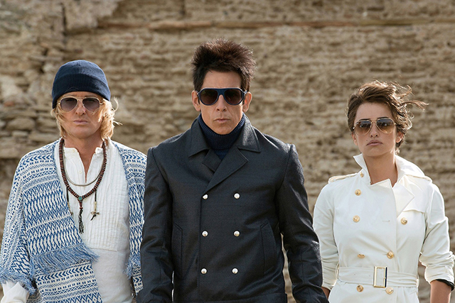 So hot right now: 'Zoolander 2' drops like a hot little potato today. Need we say more?