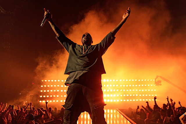 """I AM YOUR OG AND I WILL BE RESPECTED.""  Kanye West will be premiering his new album, 'WAVES', today along with his line, Yeezy Season 3, in cinemas, no less. Join him in select Sydney and Melbourne theatres at 8am, or get left behind."