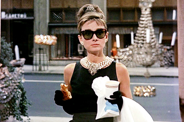 Happy Valentine's Day! Love yourself, watch a movie at an old theatre, get a spa treatment or head to The Moonlight Cinemas in Sydney, Melbourne, Adelaide, Perth and Brisbane - all playing 'Breakfast at Tiffany's' tonight. BYO soft cheese.