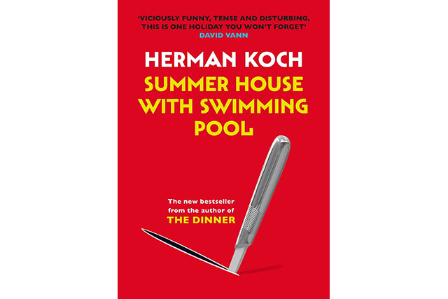 Tuesday, December 15: Written by Dutch novelist, Herman Koch (of The Dinner fame) comes Summer House with Swimming Pool. A smart, funny and twisting physiological thriller where medical ethics tangle with family, seaside glamour and a thrilling darkness.