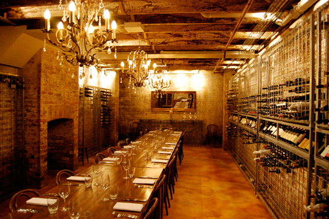 1889 Enoteca, Brisbane. Your intentions will be clear if your date night GPS is set to this top Brissie Italian.