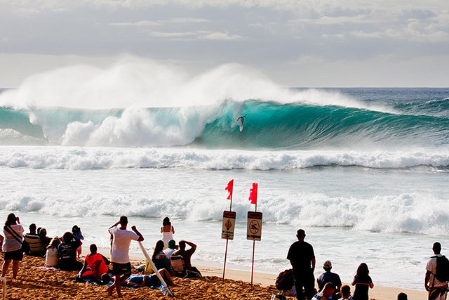 Monday, December 21: Direct from where you'd rather be, the final event on the World Surf League calendar, the epic Billabong Pipe Masters is on today (December 20, Hawaii time) so consider taking a sickie or streaming it live from your desk.