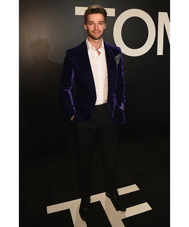 11. Patrick Schwarzenegger. Age: 22. Claim to fame: The college grad and red-carpet regular is son to Arnie (with a grin to match) and Maria Shriver, and is slowly carving out a modelling and acting career. Last seen in Ryan Murphy's 'Scream Queens', he's also modelled for Tom Ford Eyewear and famously dated Miley Cyrus in 2015.