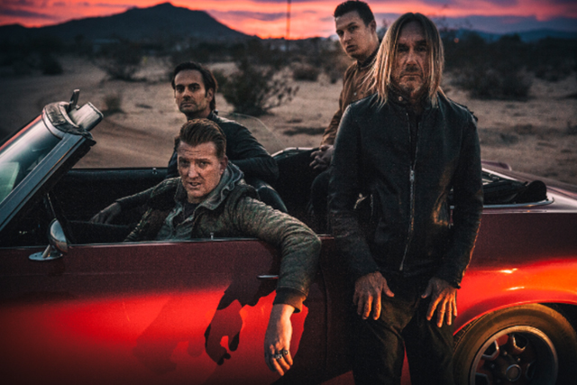 Wednesday, March 23: A mid-week slump calls for some grunt and a sexy rhythm section. You'll find both those things on Post Pop Depression, the new album by Mr Iggy Pop, produced by Queens of the Stone Age's Josh Homme. Pure sex.