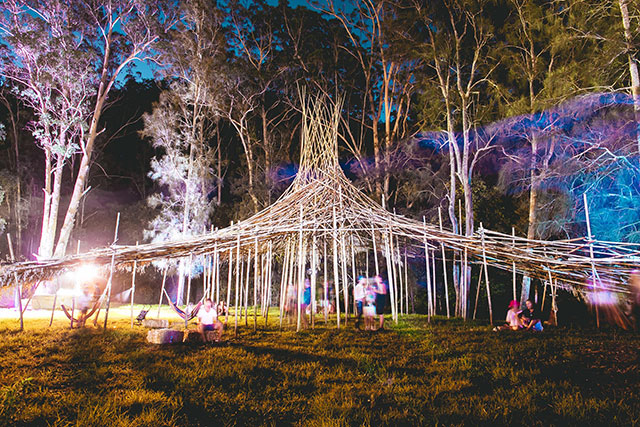 Tuesday, December 29: Located in NSW's plush Glenworth Valley with a lineup heavy in grooves (Seekae, Saskwatch, Angus & Julia Stone, Jon Hopkins, George Maple, Tkay Maidza), three-day festival Lost Paradise kicks off today.