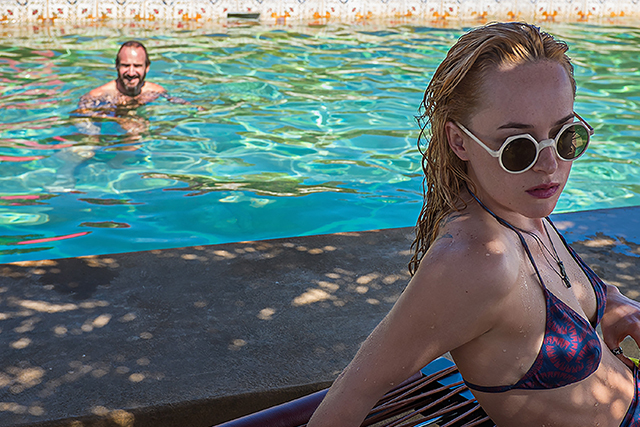 Wednesday, March 30: Fall far the hedonistic world of I am Love-director, Luca Guadagnino's latest passionate and idyllic masterpiece, A Bigger Splash. Stars Tilda Swinton, Matthias Schoenaerts, Ralph Fiennes and Dakota Johnson.