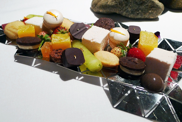 Number 1: El Celler de Can Roca (Spain)