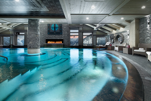 Hotel Le K2, Courchevel, France