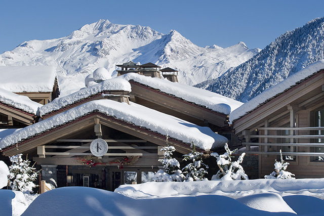 Hotel Le K2, Courchevel, France: Ski-in, ski-out access, panoramic views, a Michelin-starred restaurant and a pool overlooking the snowy valley below make Hotel Le K2 one of the world's finest. It also boasts a La Prairie spa.