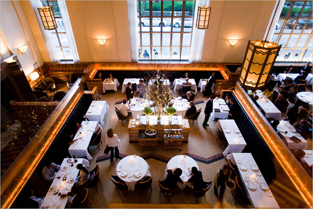 Number 5: Eleven Madison Park (USA)