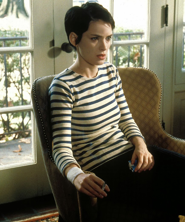 in Girl, Interrupted