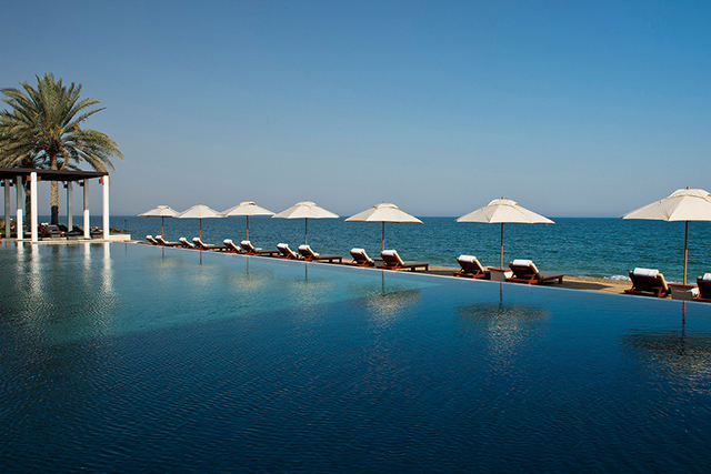 The Chedi Muscat hotel, Muscat, Oman