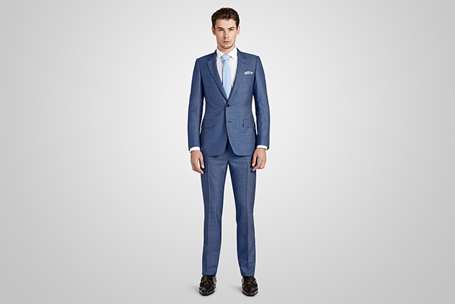 Harrolds Private Label suit