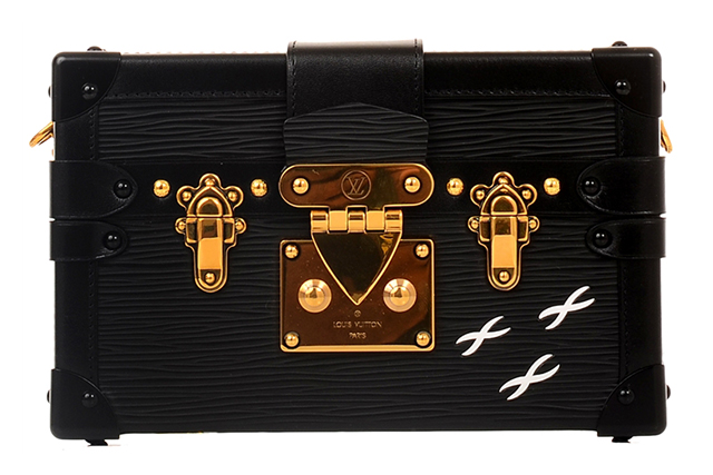 Louis Vuitton Petite Malle: This has been on my luxe list all year!