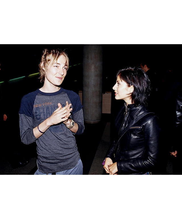 Daniel Johns and Natalie Imbruglia