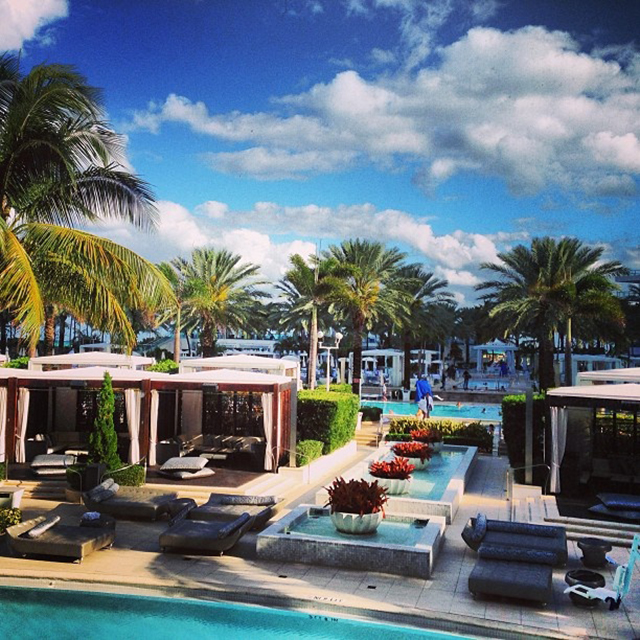 2. Fontainebleau Miami Beach (Florida, USA)