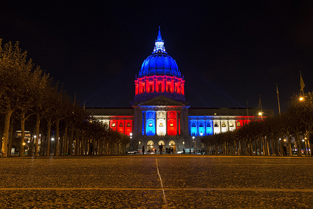 The City Hall, San Francisco, USA