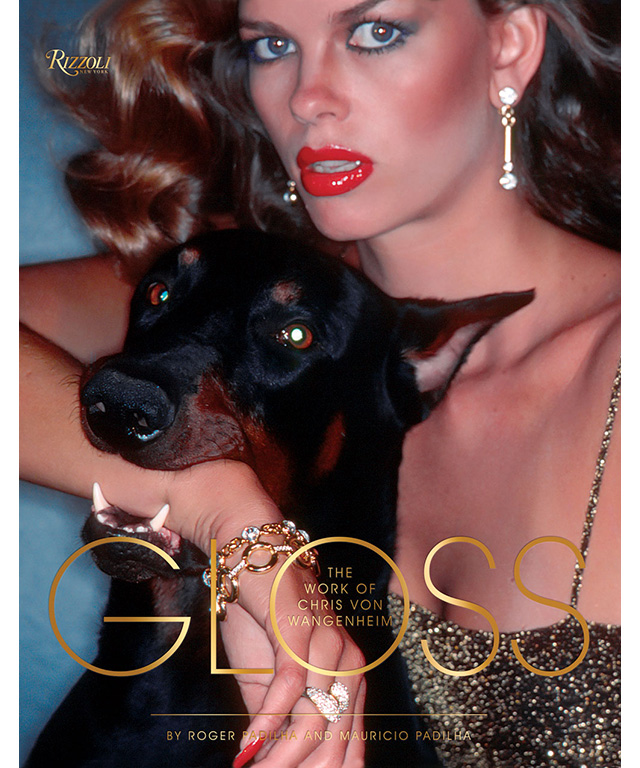 Gloss: The Work of Chris von Wangenheim (Rizzoli)