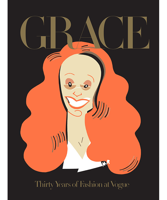 Grace: Thirty Years of Fashion at Vogue, Grace Coddington (Phaidon)
