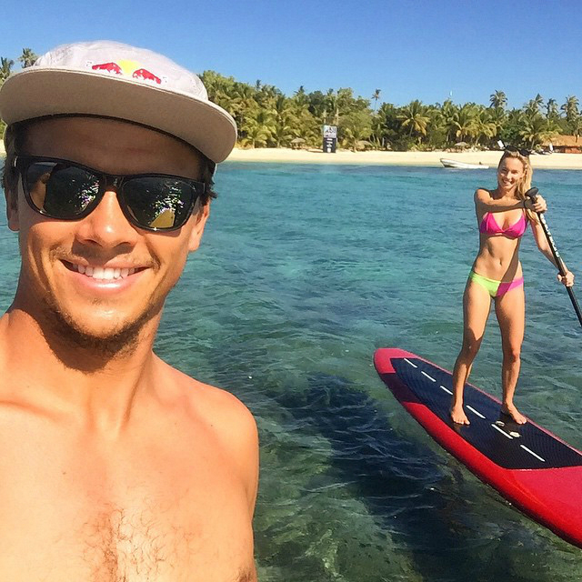 Ashley Osborne and Julian Wilson