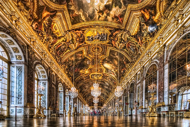 Palace of Versailles, the Île-de-France, France