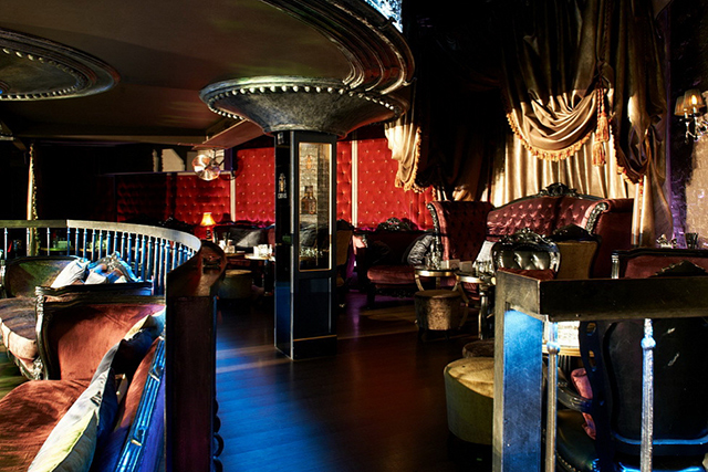 Soho Rooms, Moscow