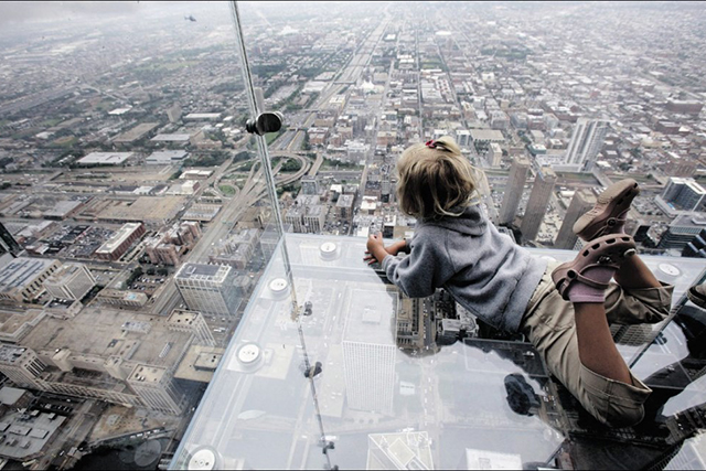 The Ledge, Chicago, USA