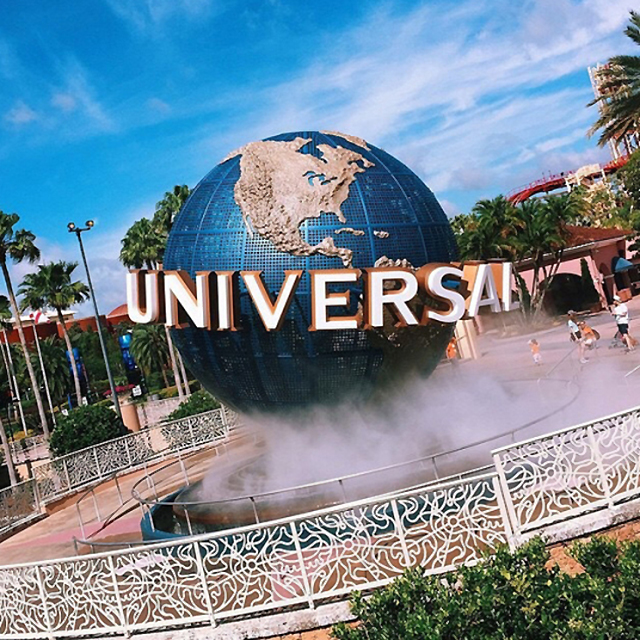 1. Universal Orlando Resort (Florida, USA)