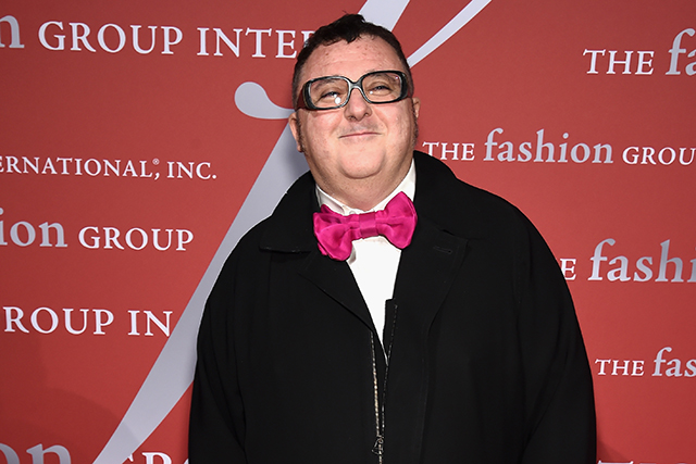 "Hearts broke across the four fashion capitals when reports arose that beloved creative director of 15 years, Alber Elbaz (pictured) was allegedly ""pushed"" out of Lanvin. Reports suggest that the house is in talks with British designer Erdem Moralioglu."