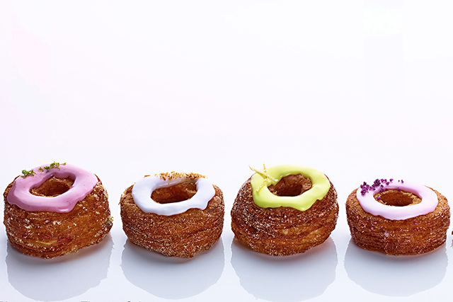 Assorted Dominique Ansel Kitchen cronuts