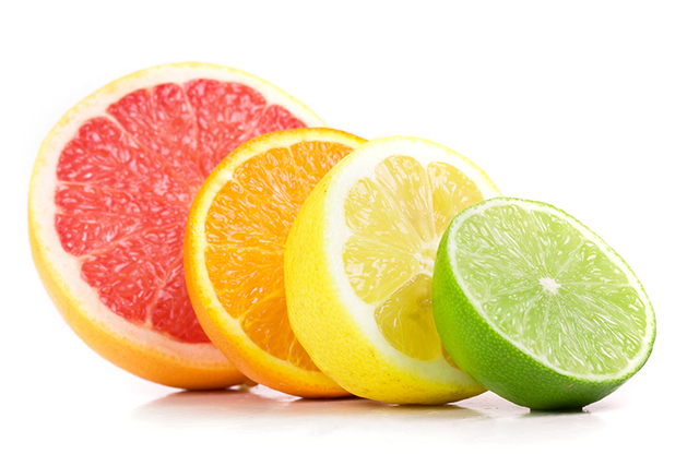 Day 18: Citrus fruits - oranges, grapefruit, mandarins, lemon, limes