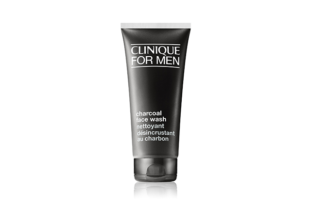 Clinique For Men Charcoal Cleanser, $35
