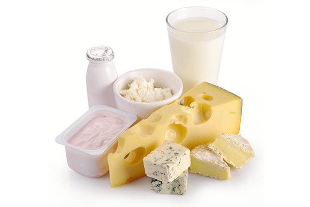 Day 3: Dairy - milk, cheese, yogurt, butter, ice cream